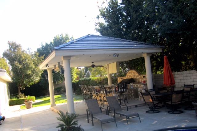 Bakersfield gazebos gazebo builder bakersfield ca for Custom home builders bakersfield ca